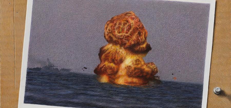 """Tilted Horizon,"" Steven Carrelli (Tom Van Eynde)"