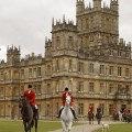 MASTERPIECE   Downton Abbey The Final Season Premieres January 3, 2016 at 9 PM ET The top PBS drama of all time approaches its climactic chapter as Downton Abbey embarks on its final season. The year is 1925, and momentous change threatens the great house, its owners, and servants. Past scandals are also looming. The beloved ensemble is back for their farewell performance, closing the book on a television legend.   © Nick Briggs/Carnival Film & Television Limited 2015 for MASTERPIECE    This image may be used only in the direct promotion of MASTERPIECE. No other rights are granted. All rights are reserved. Editorial use only.