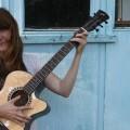 Amanda Anne Platt of The Honeycutters