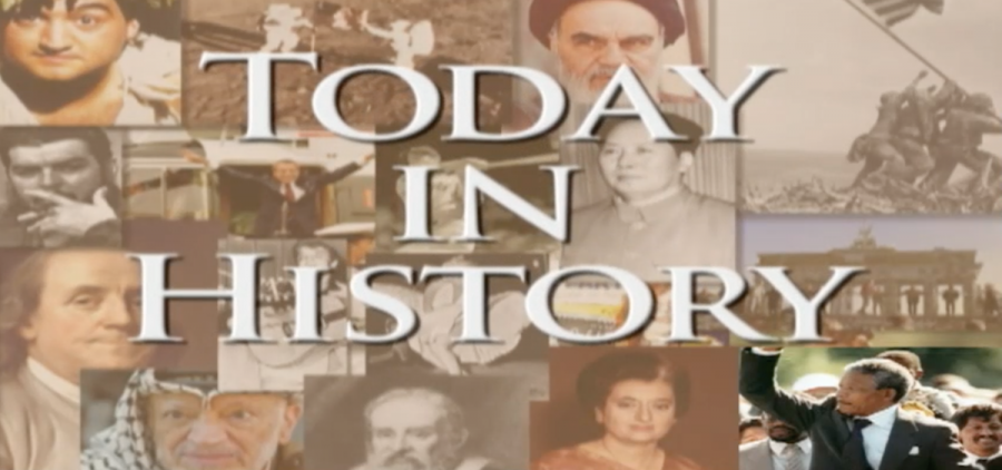 today in history Featured