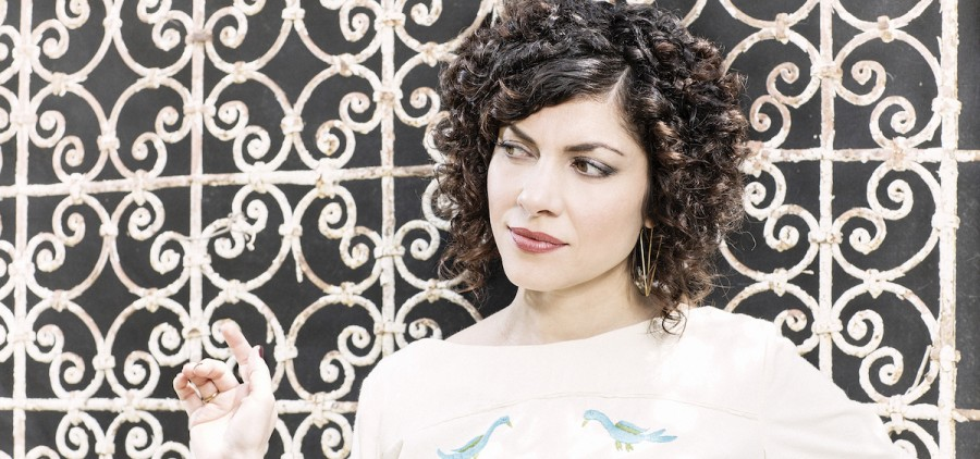 """Carrie Rodriguez will perform a """"backstage"""" show at Stuart's Opera House on March 24."""