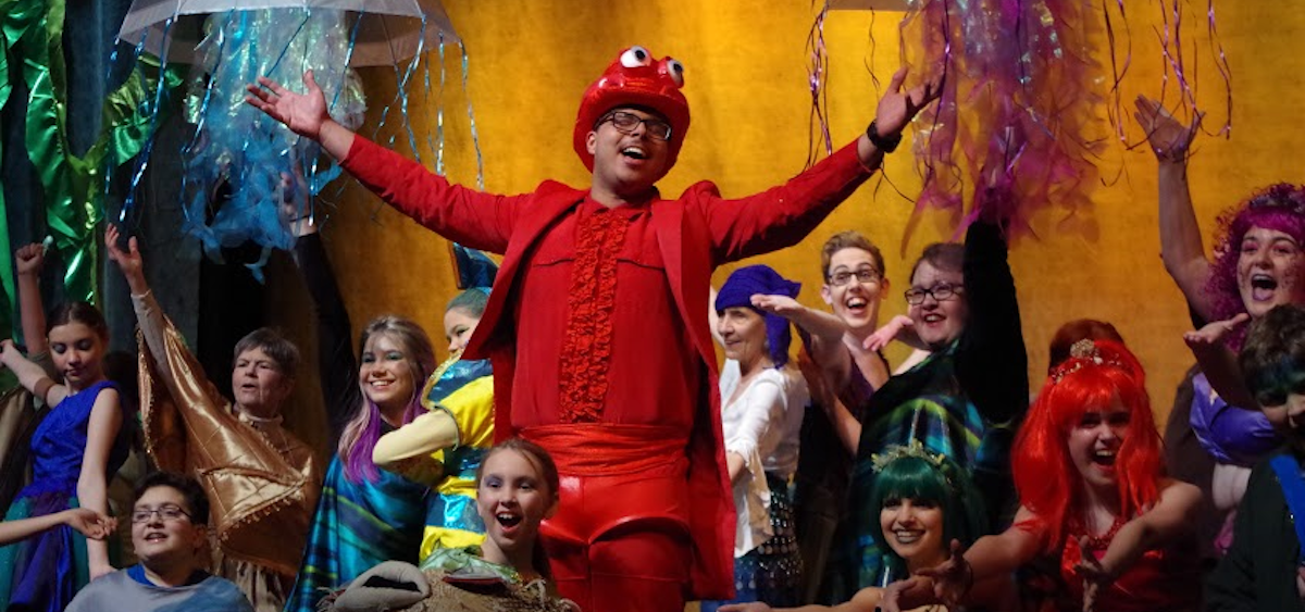 """The ABC Players will present Disney's """"The Little Mermaid"""" March 11-20 at Stuart's Opera House. (Hannah Sickles)"""