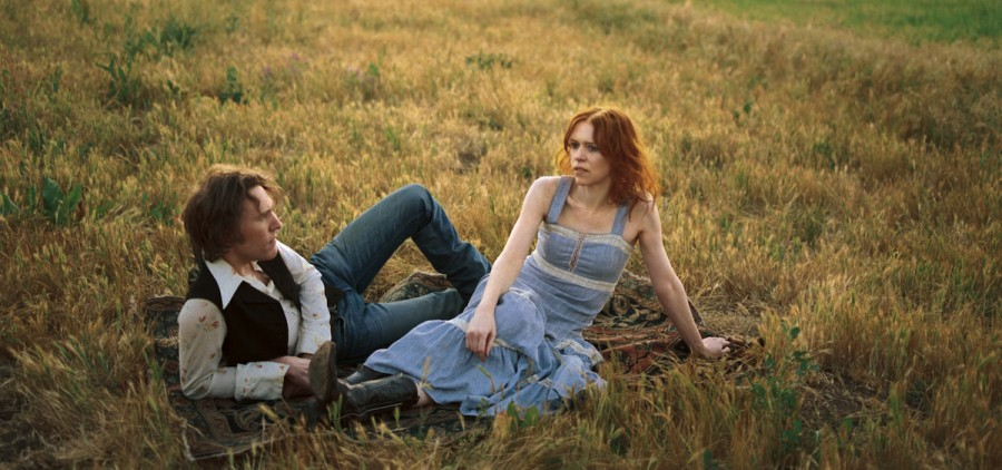 Gillian Welch, here with partner David Rawlings, will headline Saturday, June 4 at the 2016 Nelsonville Music Festival.