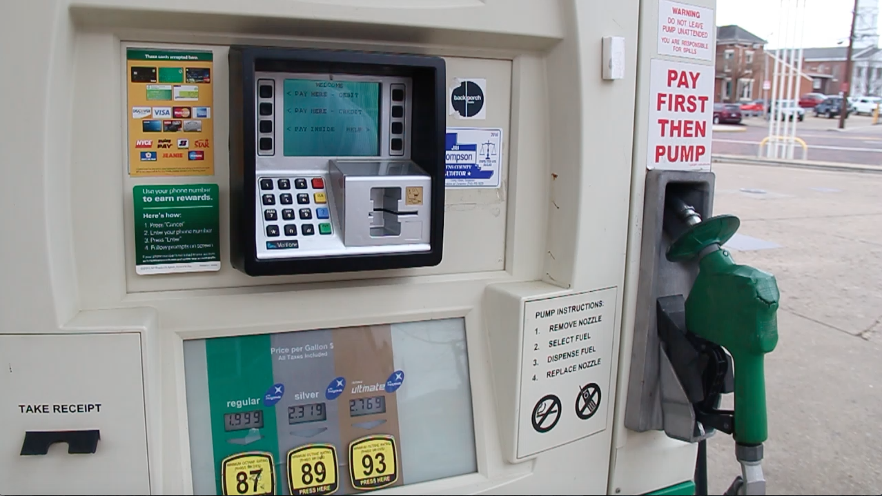 Athens Gas Stations Prepare For Skimming Threat Woub Digital