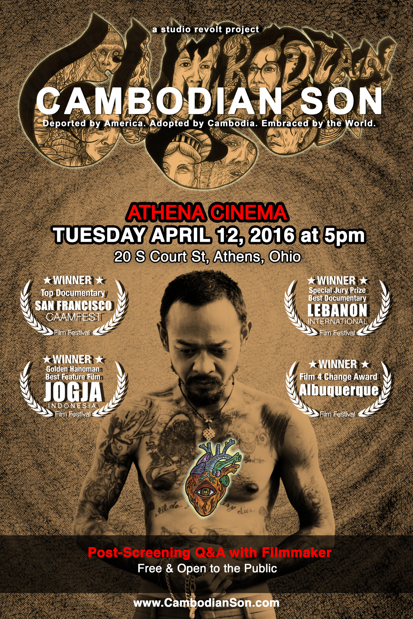 Cambodian Son poster