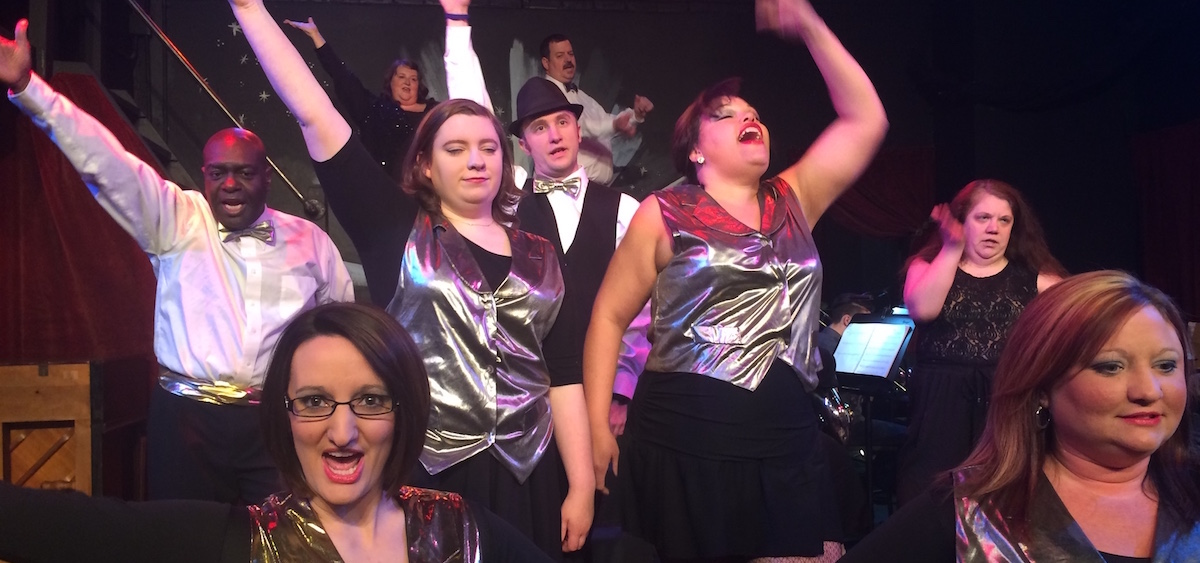 """Zanesville Community Theatre's production of """"Chicago"""" opens Friday, April 15. (photo provided)"""