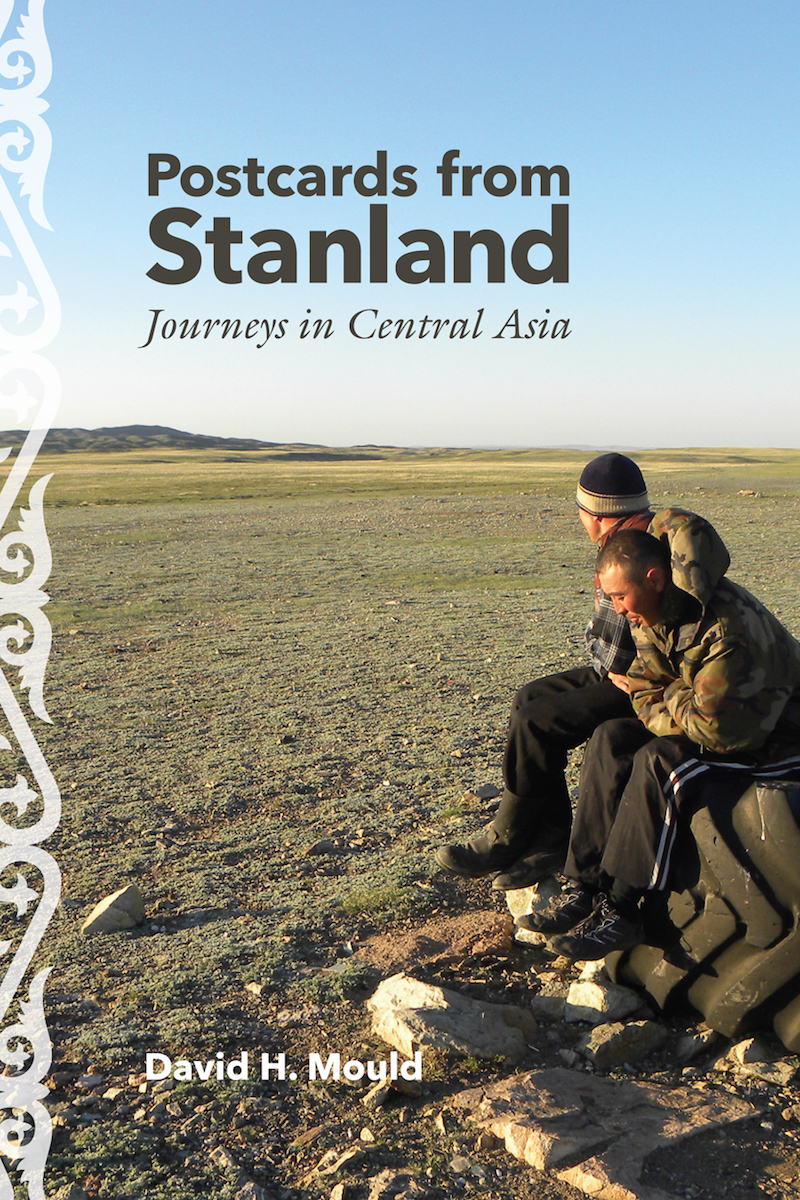 Postcards from Stanland cover