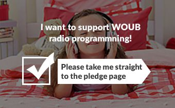 Support WOUB Radio