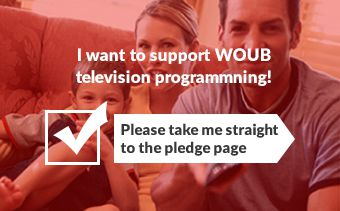 Support WOUB TV