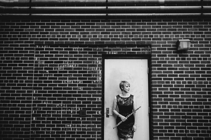 Nationally recognized flutist Lindsey Goodman © The Oberports 2014 -- www.lindseygoodman.com