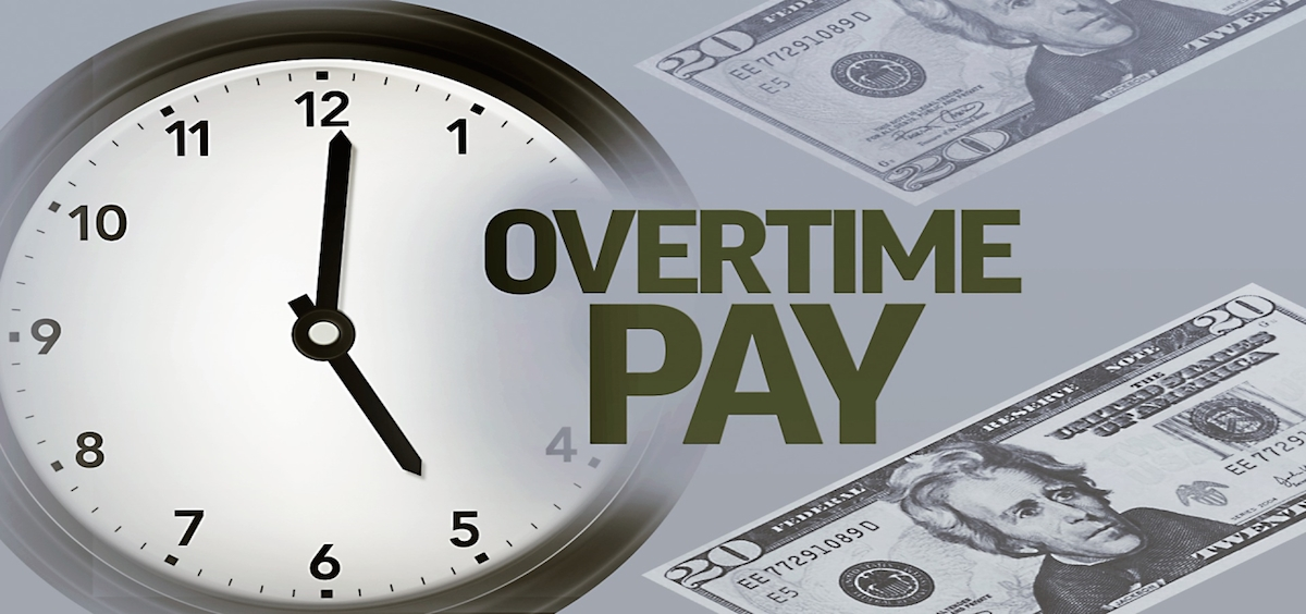 overtime pay ap images