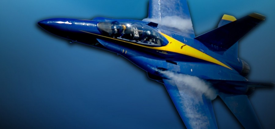 Blue Angels feature