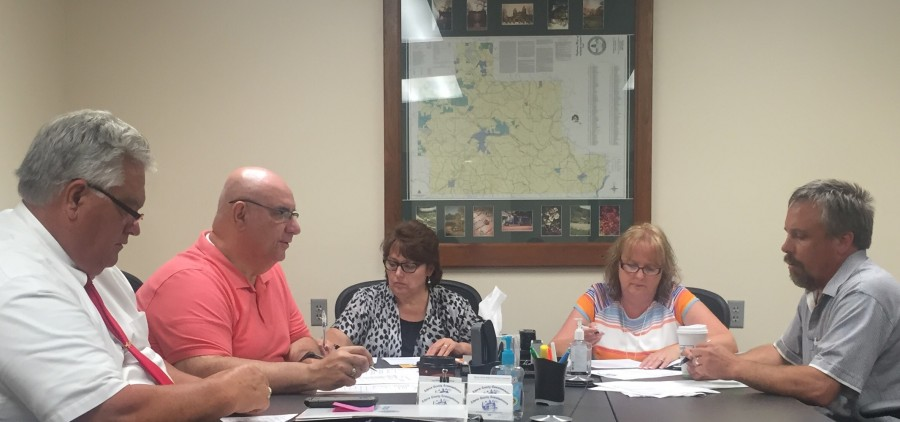 Athens County Board of County Commissioners