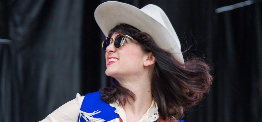 Main stage performer, Nikki Lane, plays Sunday at NMF.