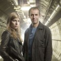 The Tunnel  Clemence Poesy (Elise Wassermann) and Stephen Dillane (Karl Roebuck) ©Sky Atlantic/Justin Downing