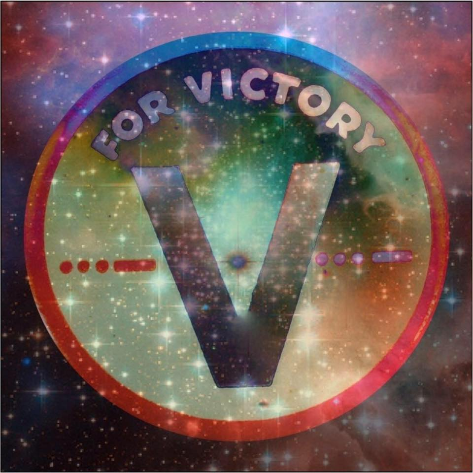 """The cover artwork of Supernobody's """"V for Victory,"""" which was released earlier this year. (Submitted)"""