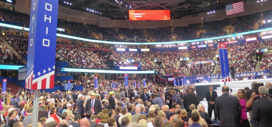 Ohio delegation seats