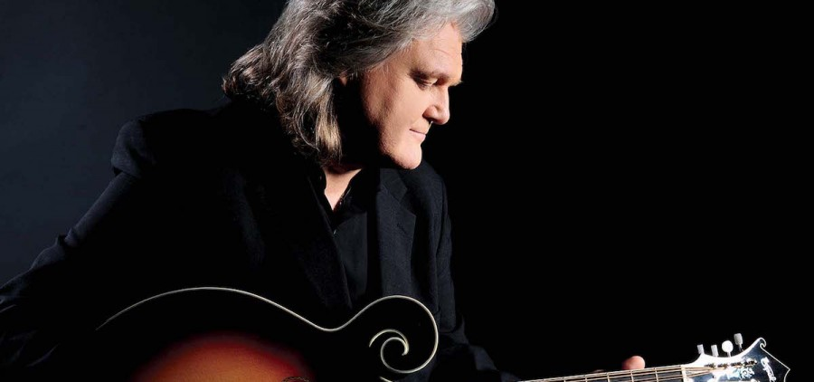 Ricky Skaggs and Kentucky Thunder will perform at the People's Bank Theatre in Marietta on July 29. (rickyskaggs.com)