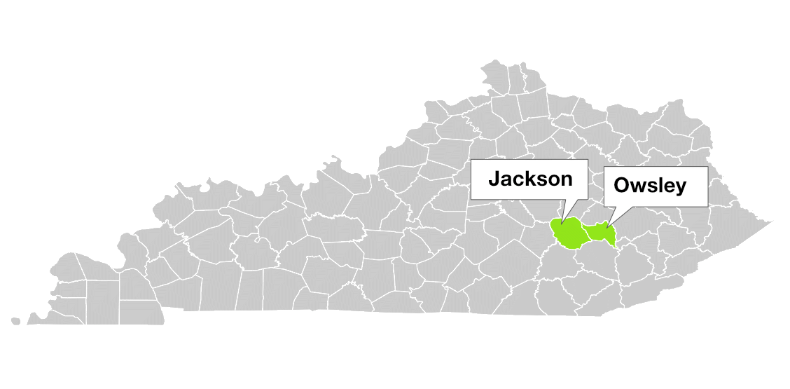 Net Gains How Broadband Brings Jobs To Eastern Kentucky WOUB - Ky time zone map