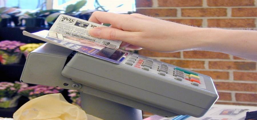 credit debit card swipe