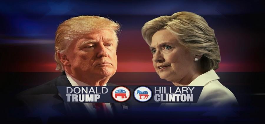 Clinton Trump Election 2016