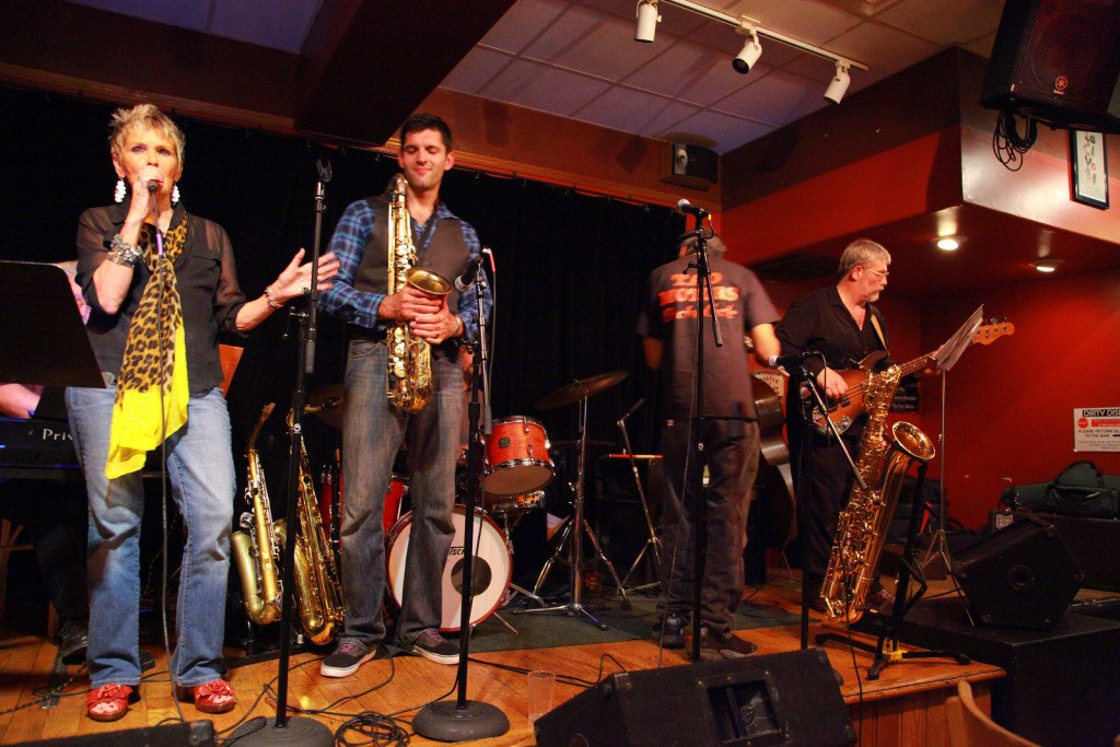 The Word of Mouth Jazz Band will be one of several acts to bring an authentic jazz sound to the New Orleans Barbecue and Dance Party this weekend. (wordofmouthjazzband.com)