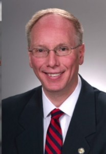 John Becker (Photo courtesy of State of Ohio, Ohio Public TV)