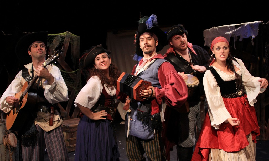 """The Greatest Pirate Story Never Told"" comes to the Peoples Bank Theatre in Marietta on Oct. 14. (Submitted)"