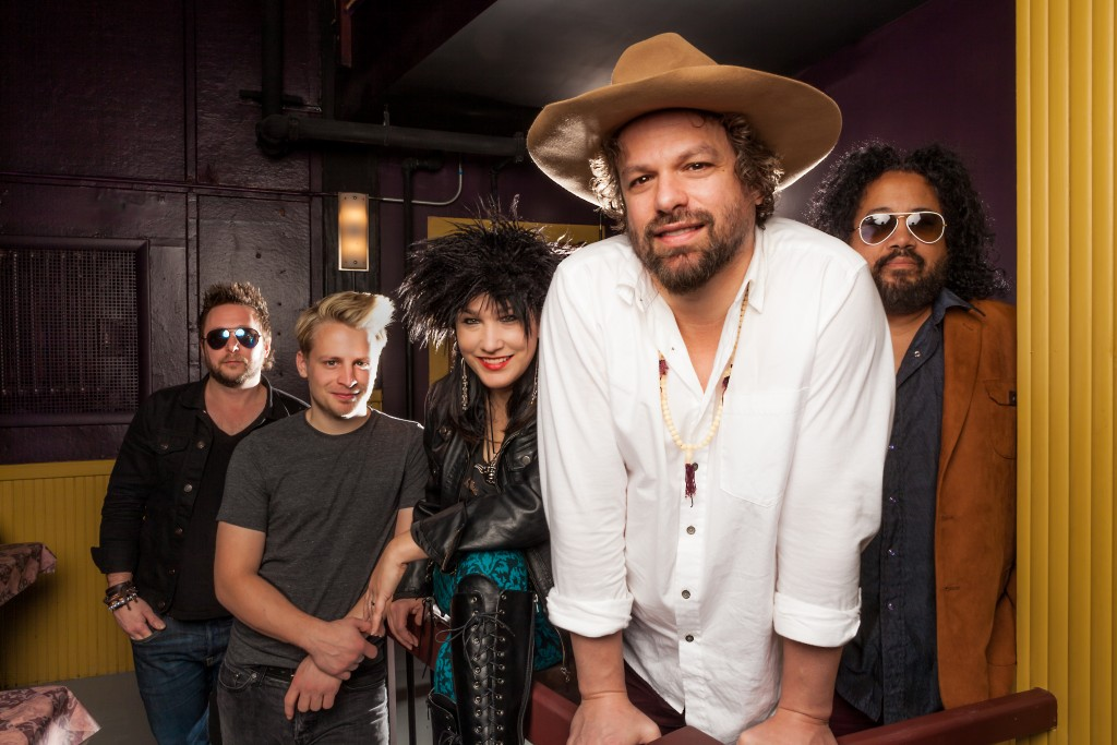 Rusted Root will perform at the Paw Paw Festival next weekend. (Adam Ezra, Nathan Ekis Photography)