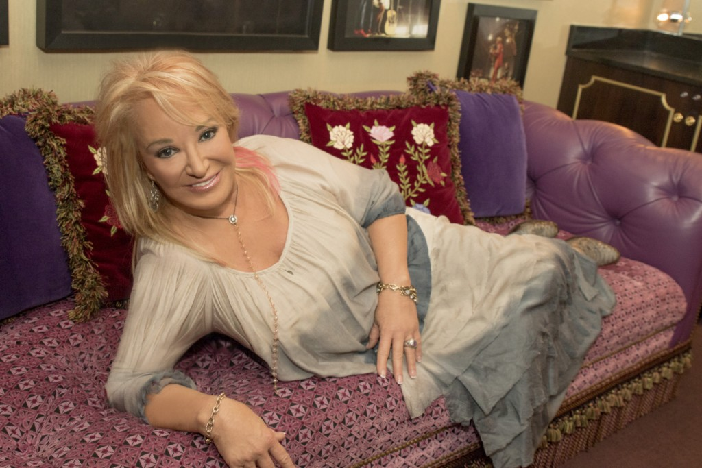 Tanya Tucker will perform at the Peoples Bank Theatre Oct. 21. (Submitted)