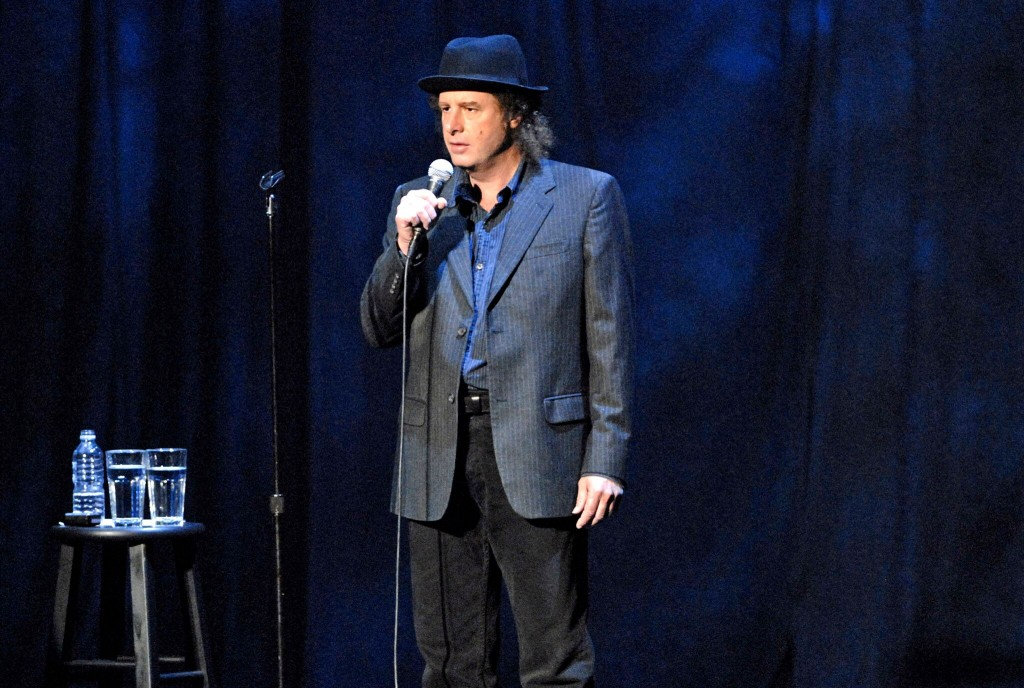 Comedian Steven Wright will bring his unique brand of comedy to the Peoples Bank Theatre in Marietta this month. (Submitted)