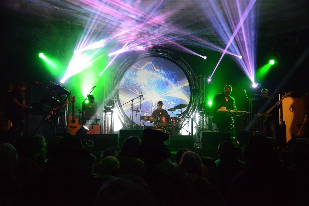 Pink Floyd tribute act Dark Side of the Moon brings their acclaimed Pink Floyd covers to the Peoples Bank Theatre this weekend. (Submitted)