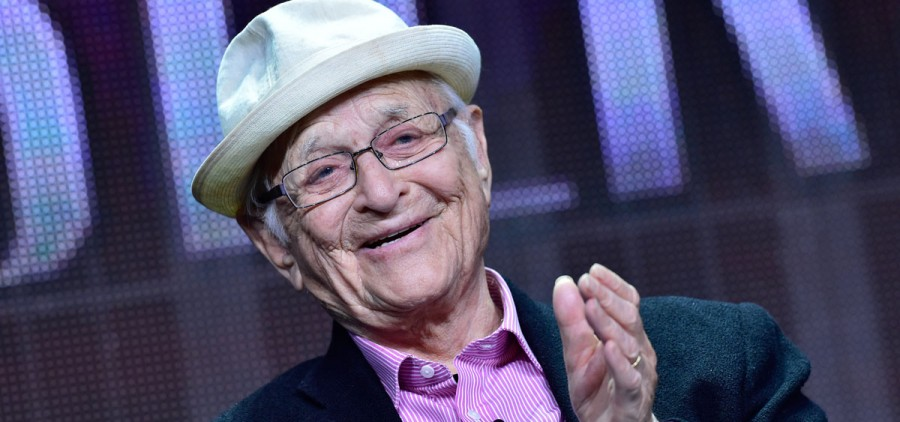 During PBS' AMERICAN MASTERS session at the Television Critics Association Summer Press Tour in Los Angeles, CA on Saturday, August 1, 2015, Norman Lear, filmmaker Rachel Grady and series executive producer Michael Kantor discuss the life and work of Norman Lear.  (Premieres Fall 2016)   All photos in this set should be credited to Rahoul Ghose/PBS