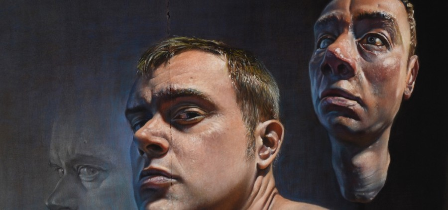 """""""Selfie,"""" Pastel on Paper, 28in x 35in, 2014 by artist Paul Loehl. Courtesy of the Artist. (Submitted)"""