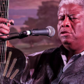 Tomorrow night, pastor, story teller and blue activist Rev. Robert B. Jones will play at Marietta High School in support of the Mid-Ohio Valley Blues, Jazz and Folk Society's Blues In the Schools Program. (Submitted)