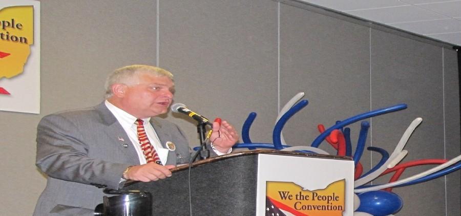 Tom Zawistowski, Tea Party leader (Statehouse News Bureau)