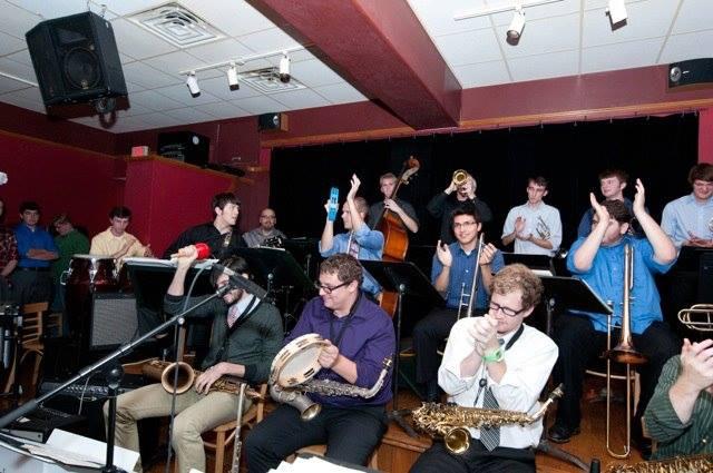 Alumni at a past year's Ohio University Alumni Jazz Jam at Casa Nueva. (submitted)