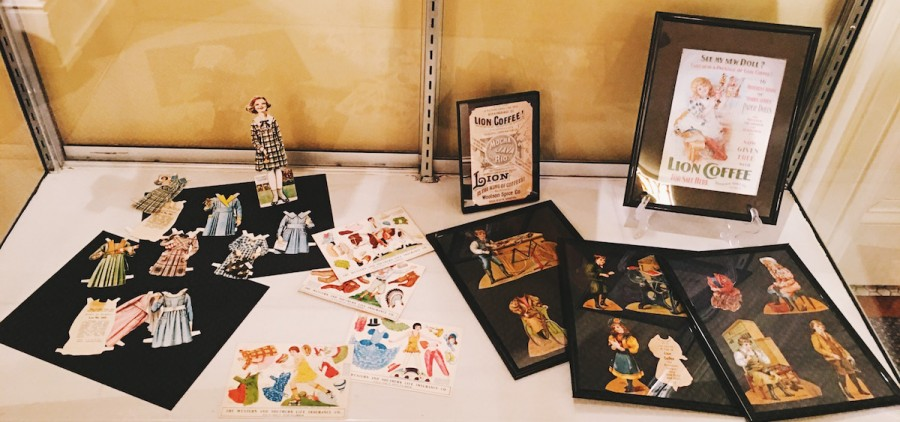 This Sunday, paper doll expert Patti Fertel will speak on the history of paper dolls throughout the past two centuries as a part of DACO's An Ohio Childhood exhibition. (Submitted)