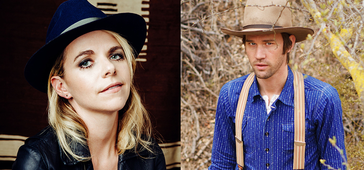 Aoife O'Donovan and Willie Watson make up an Americana double bill at Stuart's this weekend. (Submitted)