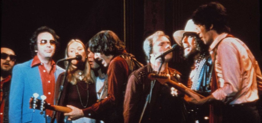 """The Last Waltz"" will be screened on WOUB-TV Dec. 2 in commemoration of the film's recording 40 years ago. (youtube.com)"