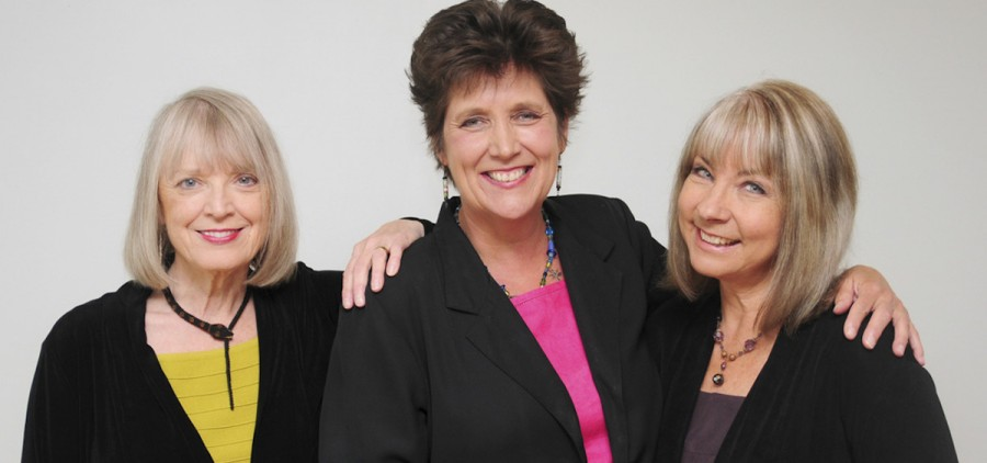The Local Girls, a regional three-part harmony vocal group, will perform their annual Christmas concert on Dec. 11 at the Southeast Ohio History Center. (thelocalgirls.com)