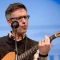 A recent photo of musician Todd Burge. (Josh Saul)