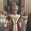 """Victoria On MASTERPIECE on PBS *SPECIAL TWO-HOUR PREMIERE* SUNDAY, JANUARY 15, 2017 AT 9PM ET Continues Sundays, January 22 – February 19, 2017 at 9pm ET Season Finale on Sunday, March 5 at 9pm ET  Episode One – """"Doll 123"""" Sunday, January 15 at 9pm ET As a new queen, the young Victoria struggles to take charge amid plots to manipulate her. Victoria's friendship with the prime minister leads to a crisis in Parliament.  Shown: Jenna Coleman as Queen Victoria  (C) ITV Plc"""