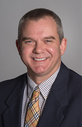 Dr. Kevin Lake, former Ohio University trustee.