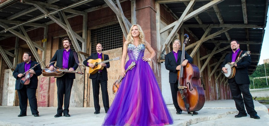 Award-winning Rhonda Vincent & The Rage are headed to Stuart's Opera House for a special bluegrass matinee this Sunday. (Submitted)