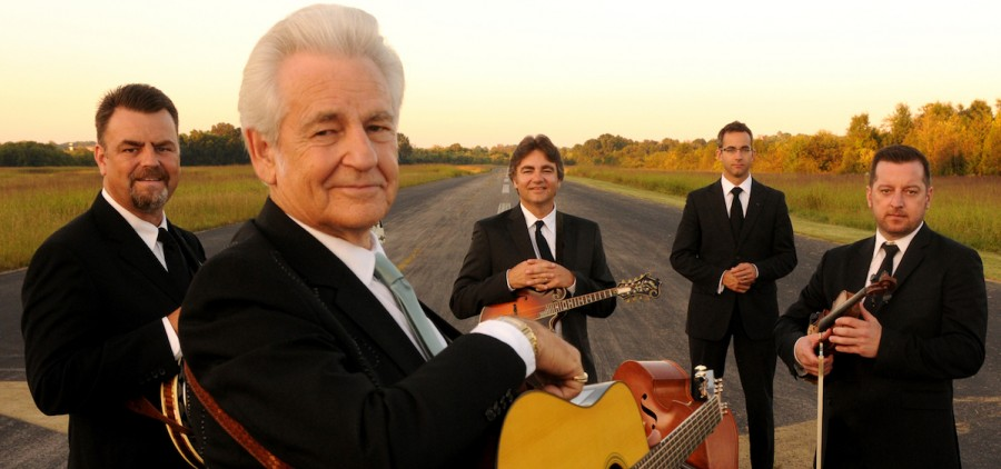 Acclaimed bluegrass legends Del McCoury Band are headed to Stuart's Opera House this weekend. (Submitted)