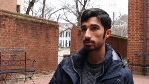Ramin Rabbani - Iranian PhD student