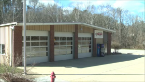 The Richland Area Fire Department, one of thirteen departments receiving repeaters.