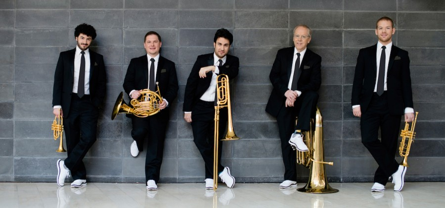 The Canadian Brass will perform as a part of the Ohio University Performing Arts Main Series tonight, Feb. 7, at 7:30 p.m. (canadianbrass.com)
