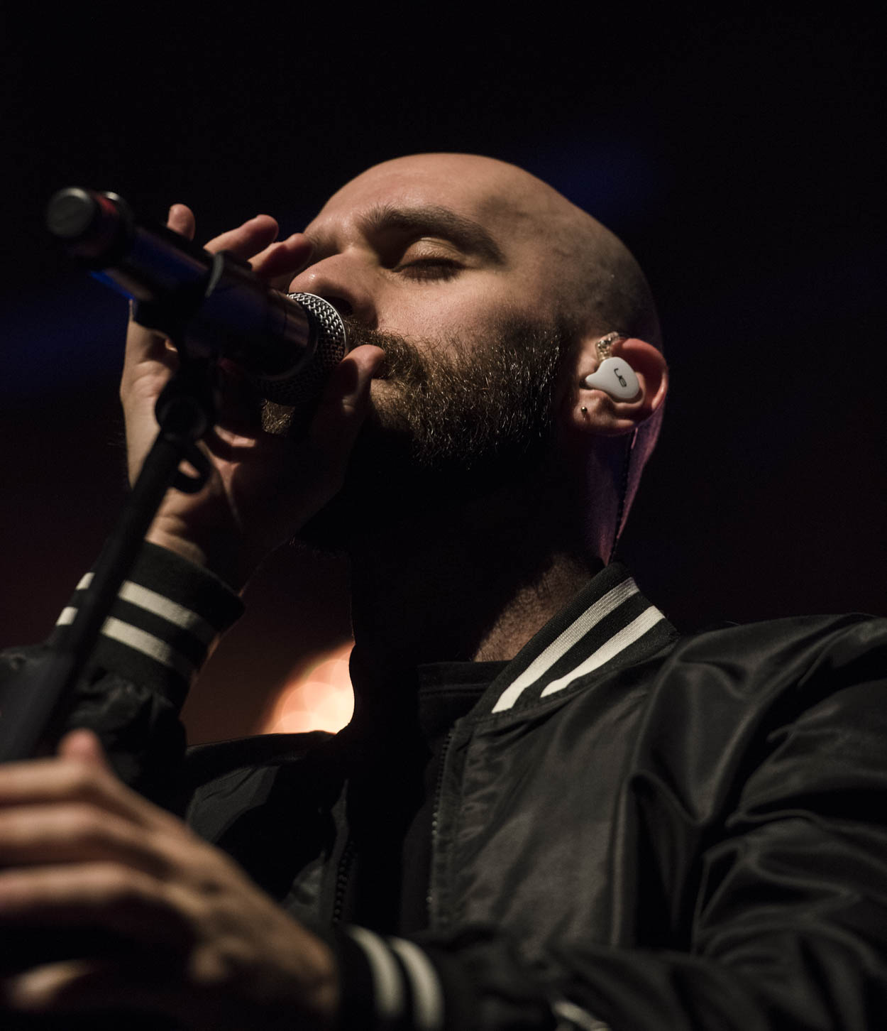 X Ambassadors Keep OU On It's Toes With Rocked Out Saxophone